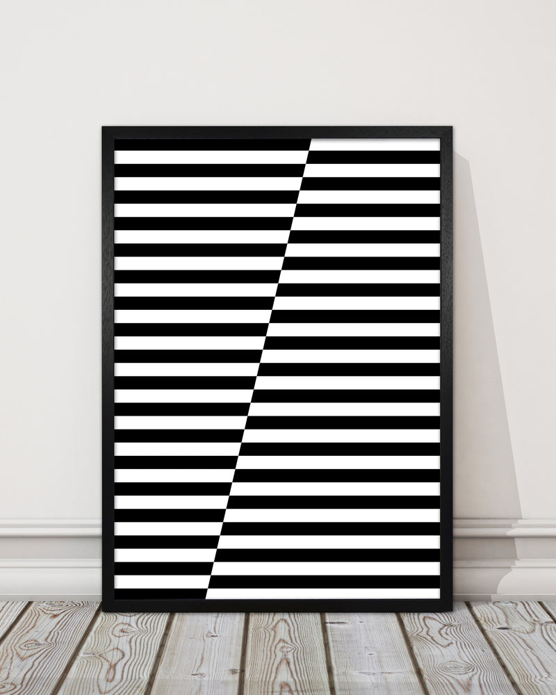 Black and White Stripe ALT