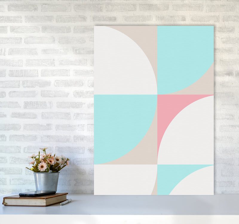 Scandinavian Shapes I A1 Print Only