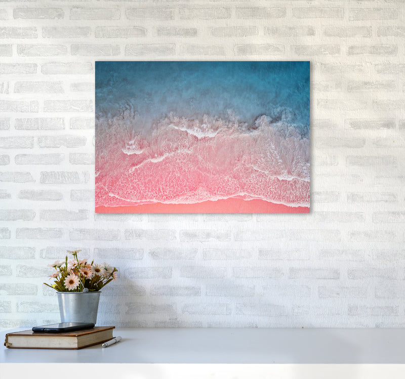 The Pink Ocean A2 Print Only