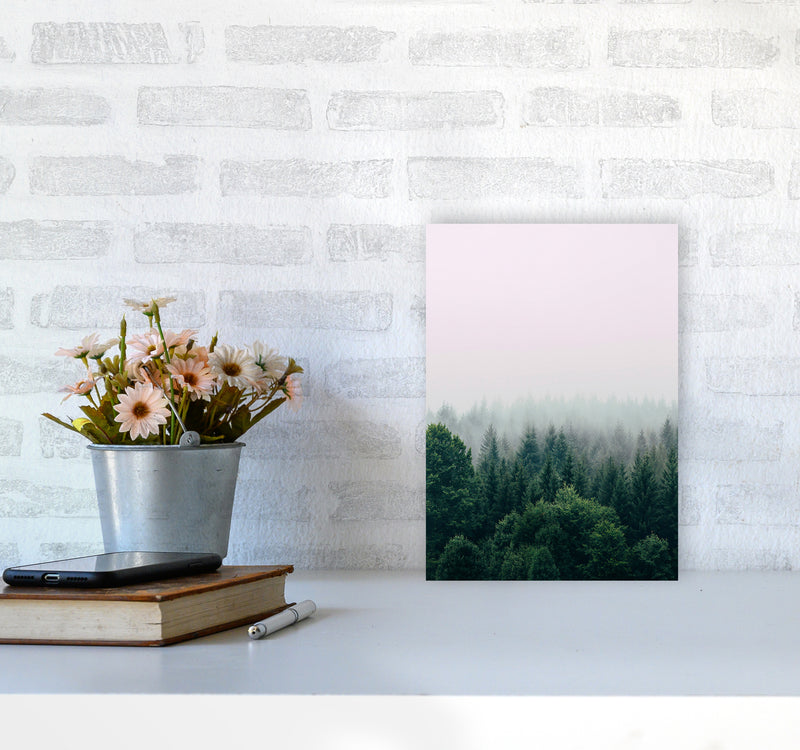 The Fog And The Forest I A4 Print Only