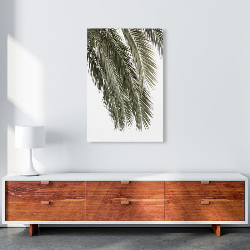 Palms Photography Print by Victoria Frost A1 Canvas