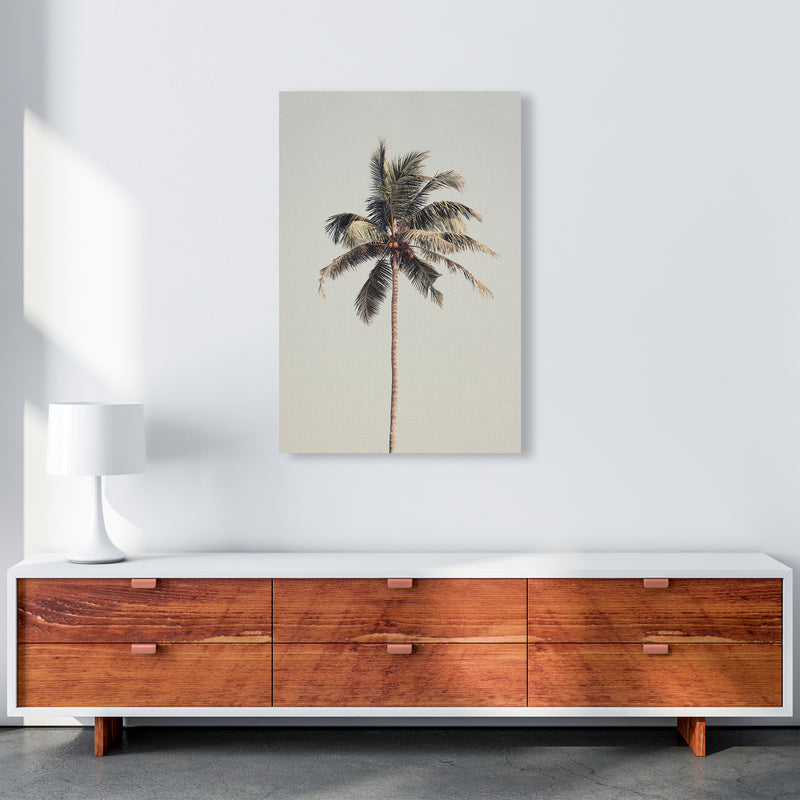 Palm tree by the beach Photography Print by Victoria Frost A1 Canvas