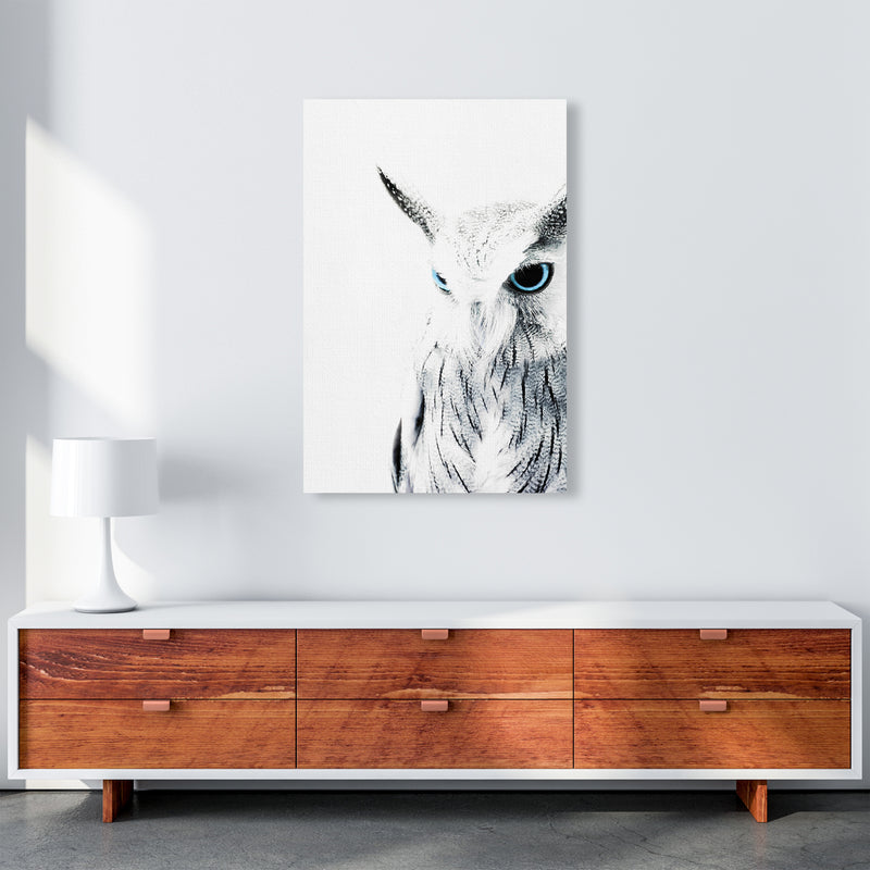 Owl I Photography Print by Victoria Frost A1 Canvas