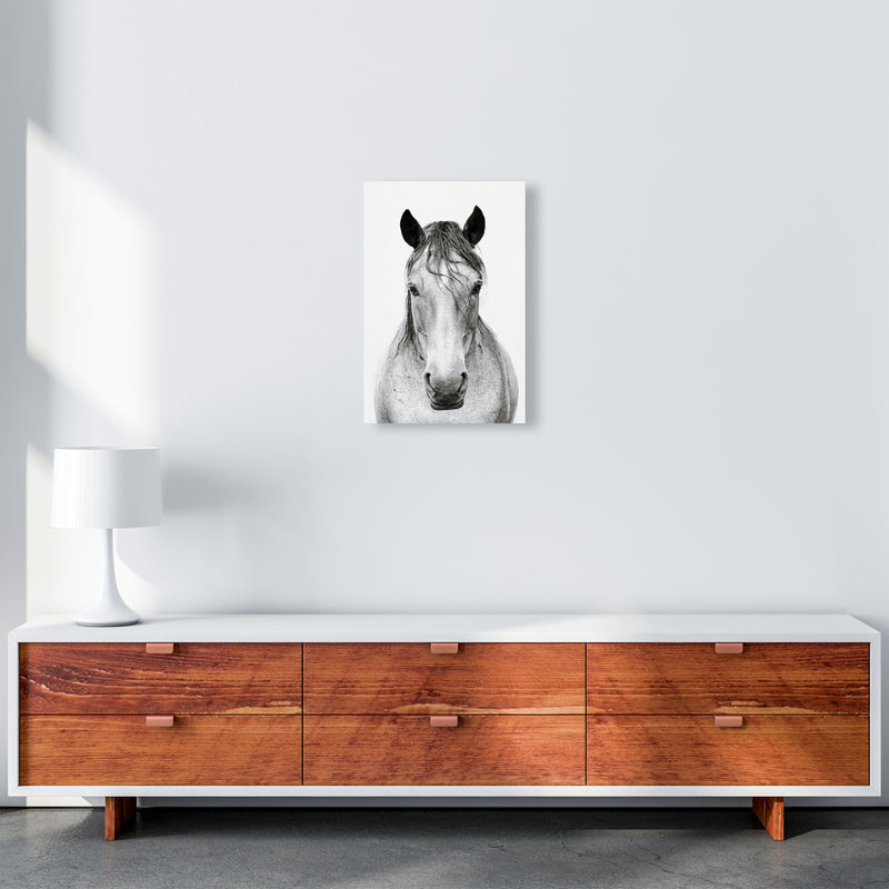 Horse I Photography Print by Victoria Frost A3 Canvas