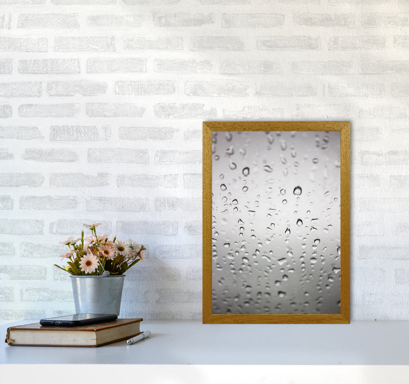 Touch of Rain Photography Print by Victoria Frost A3 Print Only