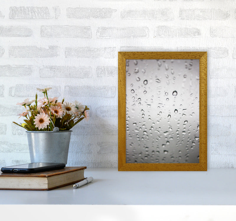 Touch of Rain Photography Print by Victoria Frost A4 Print Only