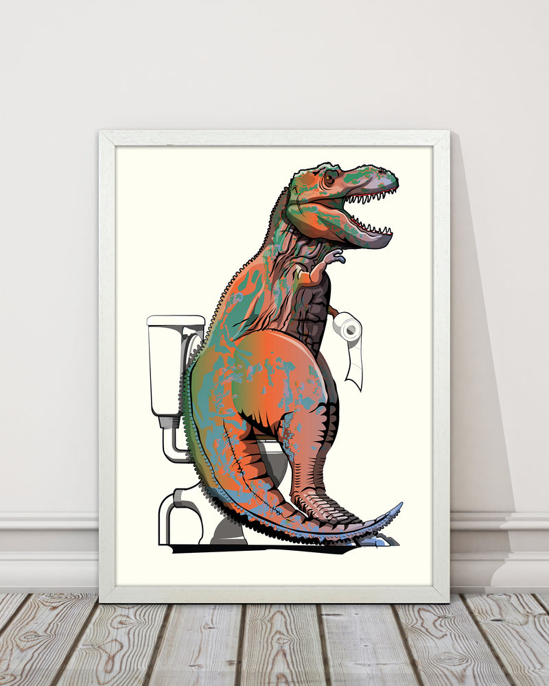 Trex Toilet Bathroom by Wyatt9
