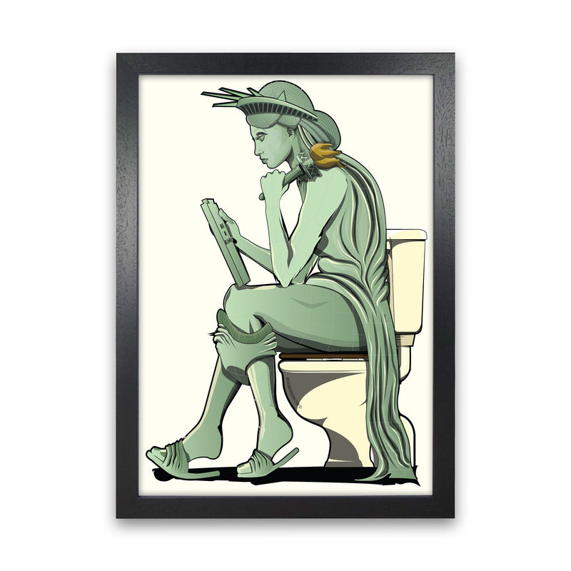 Statue of Liberty Loo by Wyatt9