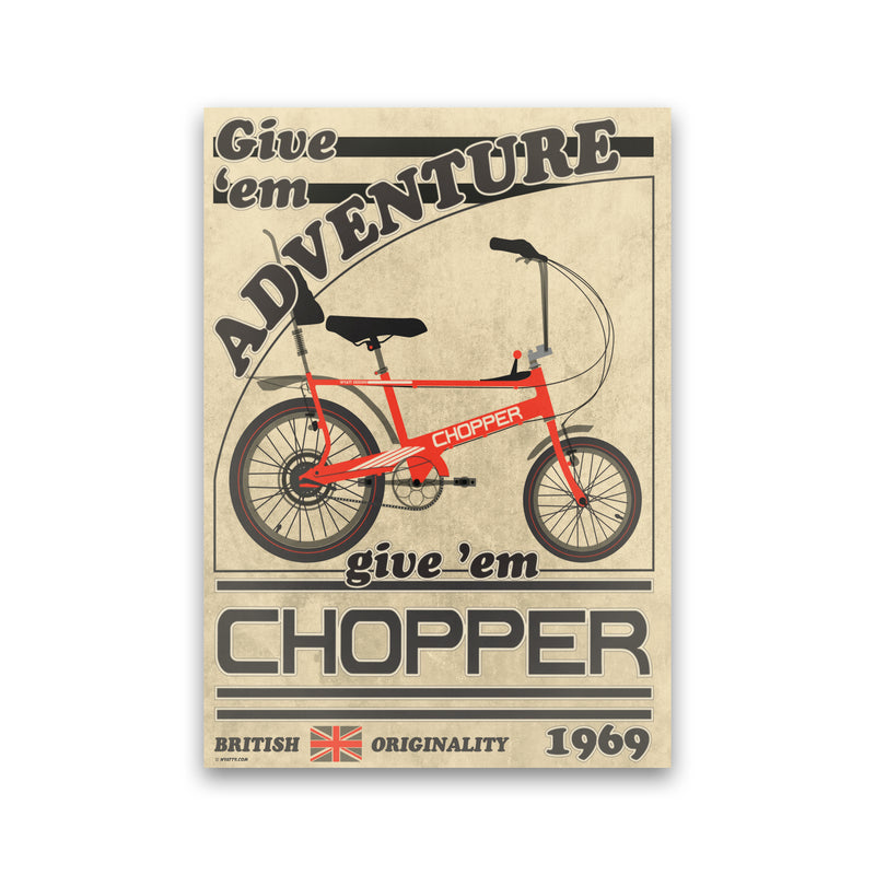 Chopper by Wyatt9