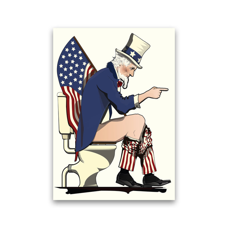 Uncle Sam loo Right by Wyatt9