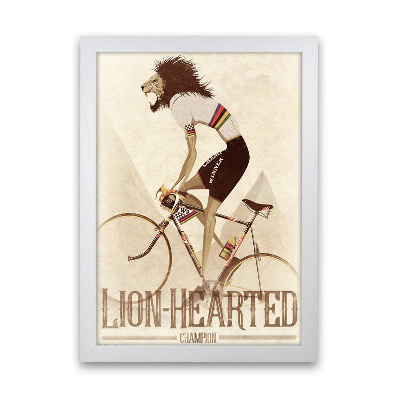 Lion Hearted by Wyatt9