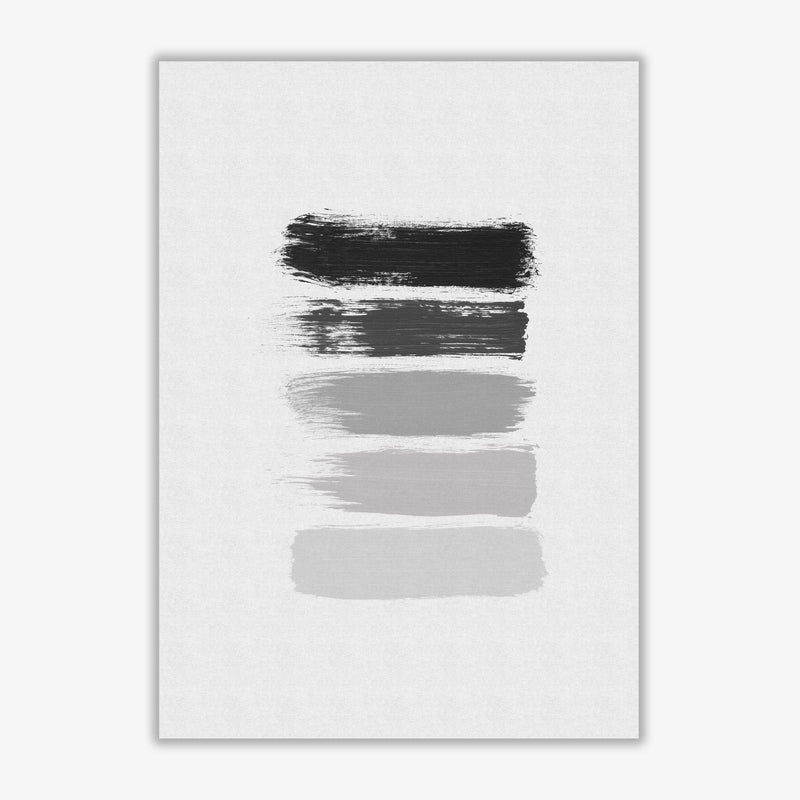Black and white stripes fine art print by orara studio