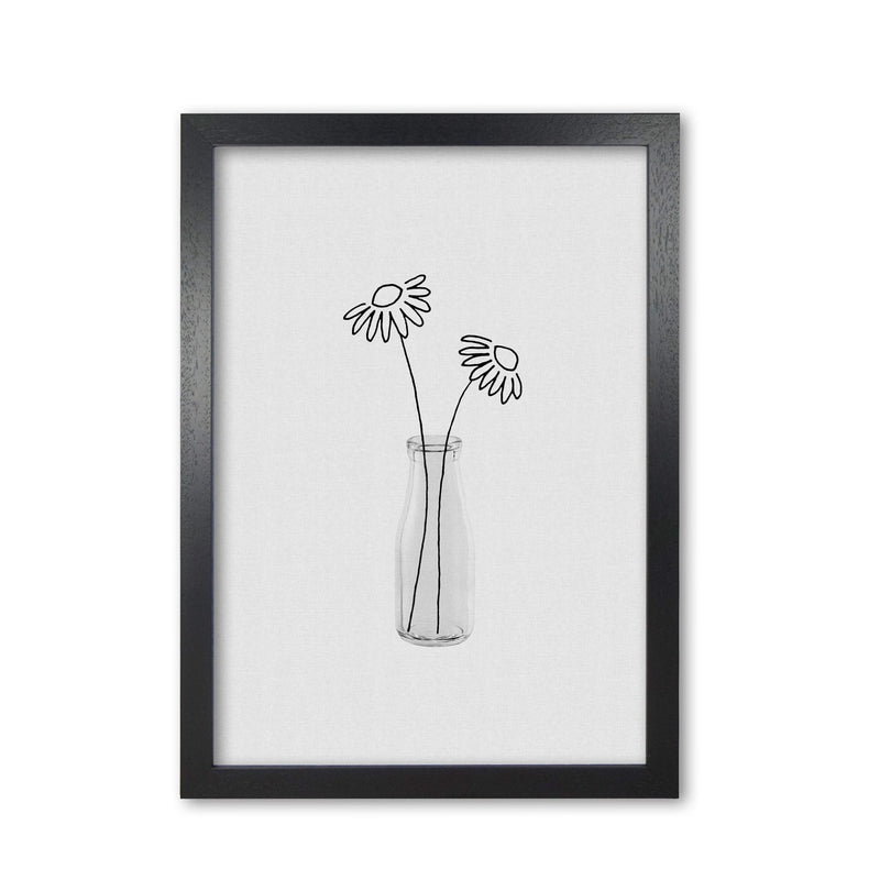 Flower still life ii fine art print by orara studio, framed botanical &