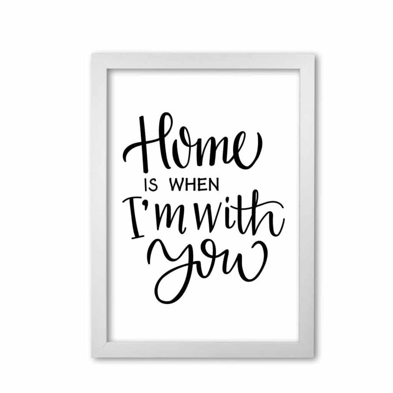 Home is when i&