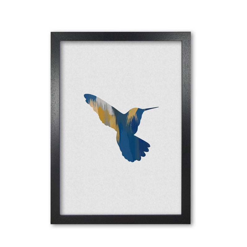 Hummingbird blue &