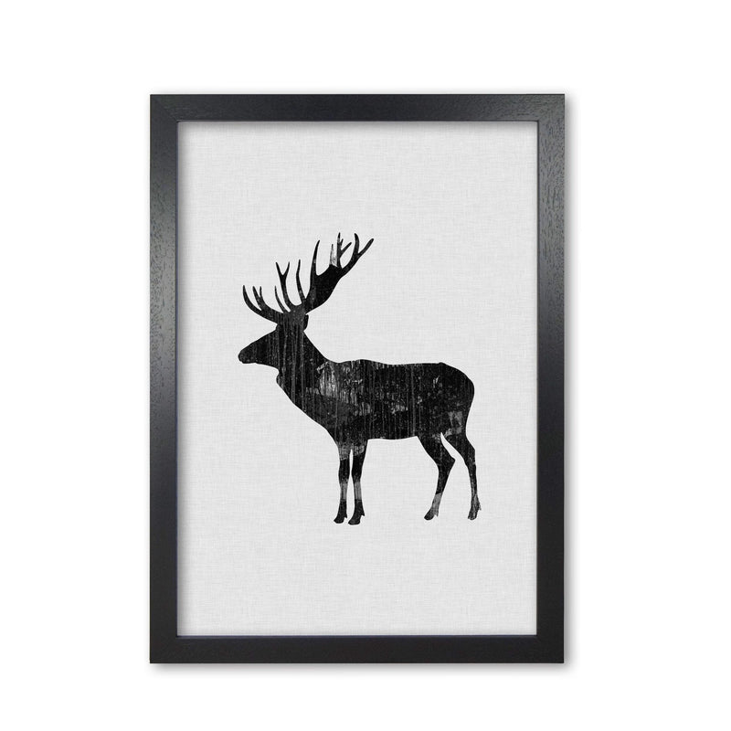 Moose animal art fine art print by orara studio