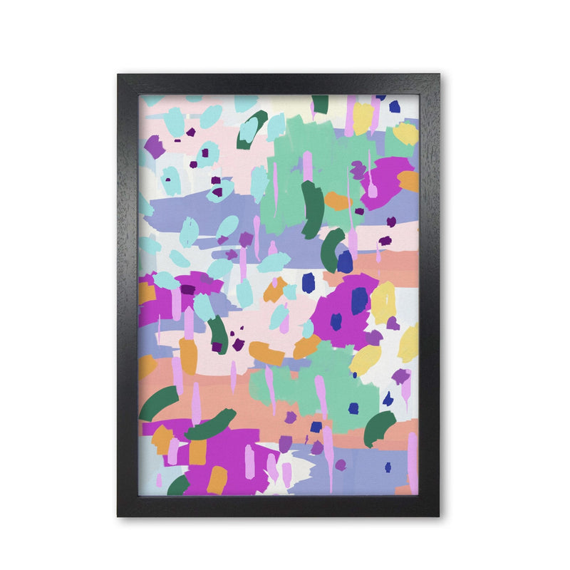Oil abstract i fine art print by orara studio