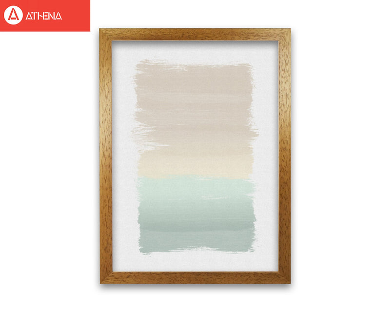 Pastel abstract fine art print by orara studio