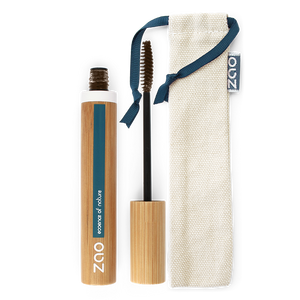 Load image into Gallery viewer, Volume & Sheathing Mascara Refillable Cocoa 086 - Zao Makeup