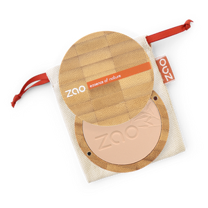 Pressed Powder Compact Refillable- Zao Makeup