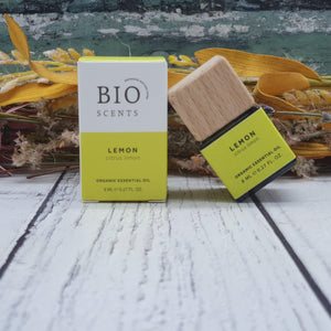 Load image into Gallery viewer, Organic Lemon Essential Oil - Bio Scents - Vera-Bee Limited