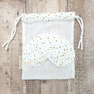 Load image into Gallery viewer, Organic Cotton Pads, Face Flannels & Muslin Wash Bag Set Midas - Vera-Bee