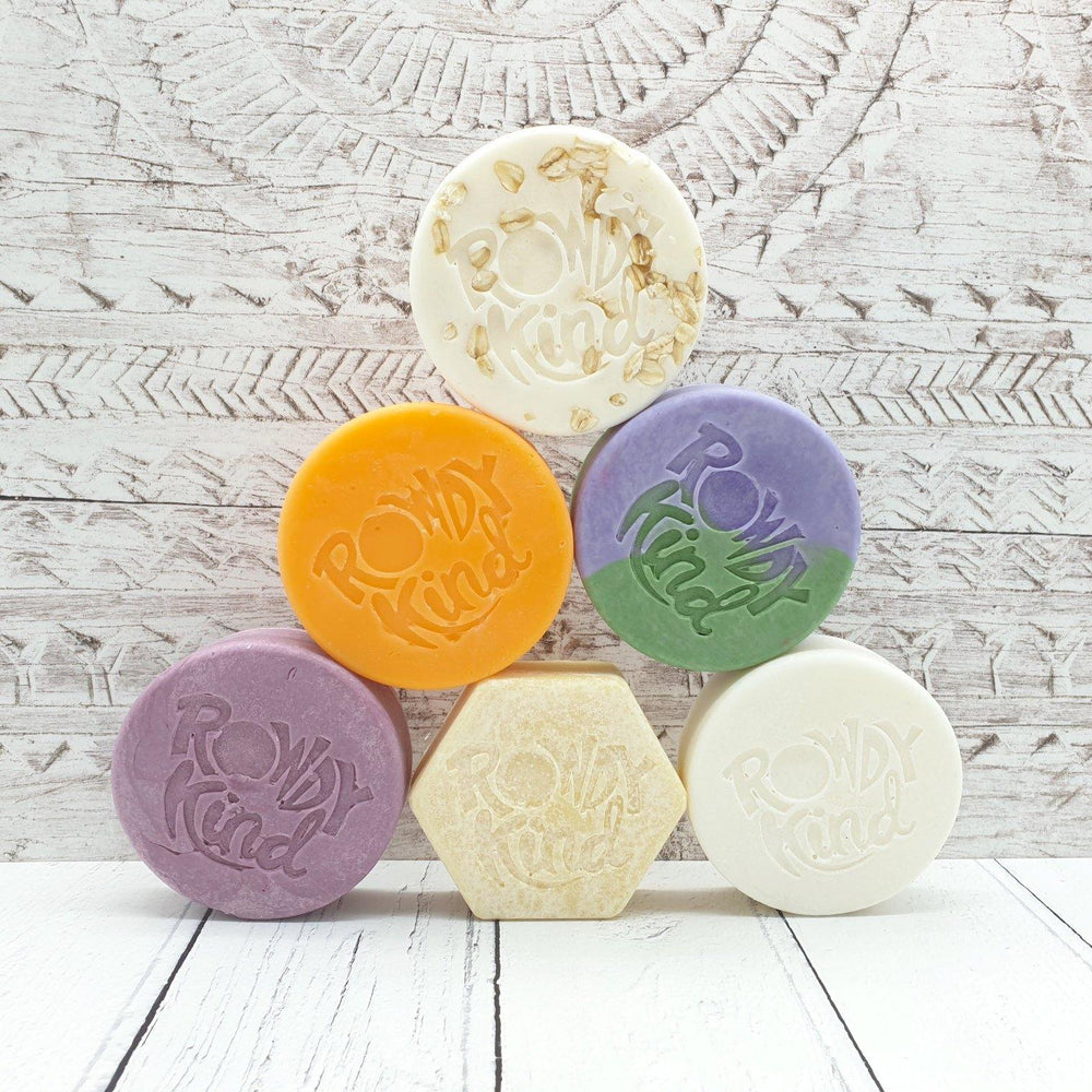 Little Naughty Never Knotty Shampoo Bar For Kids - Rowdy Kind