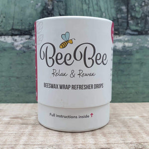 Load image into Gallery viewer, Beeswax Wrap Refresher Drops Bee Bee - Vera-Bee