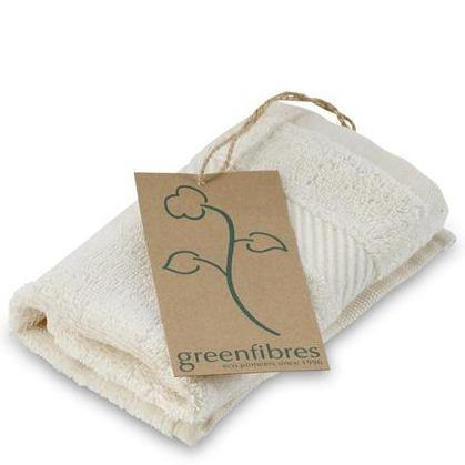 Organic Cotton Terry Face Cloth - Greenfibres