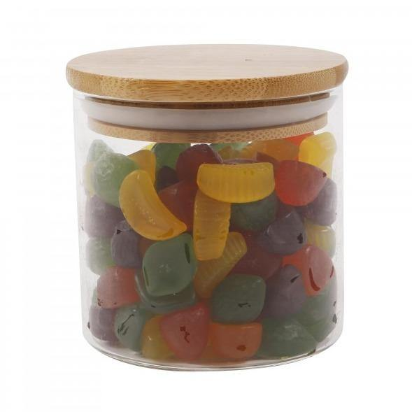 Glass Pantry Jar - 0.5L