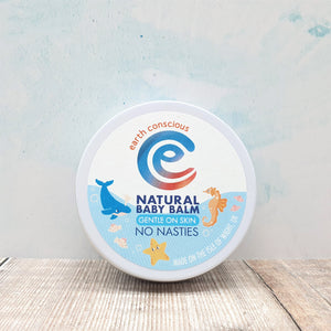 Load image into Gallery viewer, Natural & Organic Baby Balm - earth conscious
