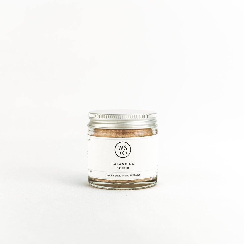 Balancing Salt Face Scrub – Wild Sage & Co