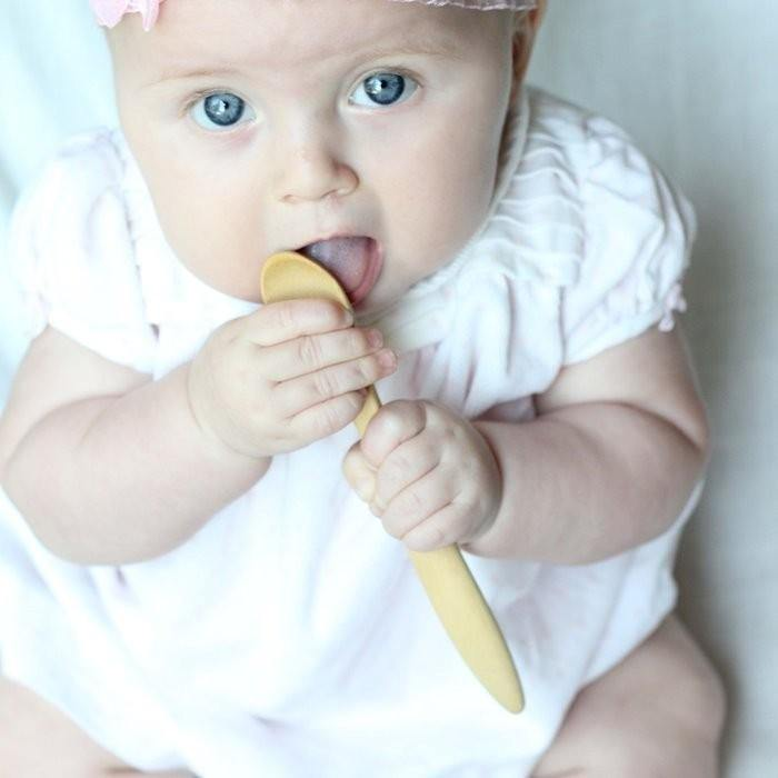 Load image into Gallery viewer, Baby Feeding Spoons 6m+ - Bambu