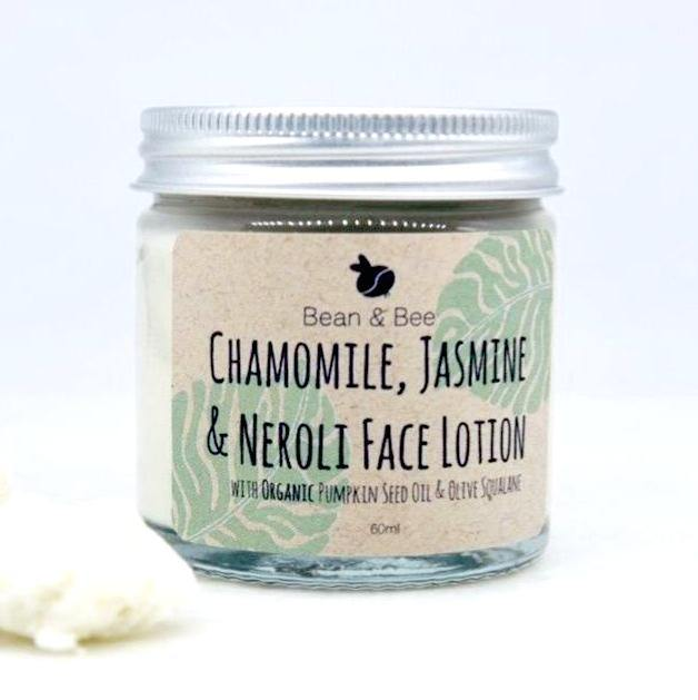 Load image into Gallery viewer, Chamomile, Jasmine & Neroli Face Lotion - Bean & Bee