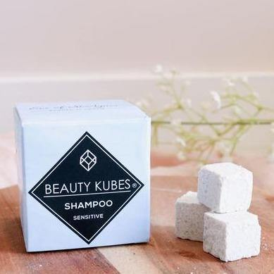 Beauty Kubes Shampoo - Sensitive & Dandruff