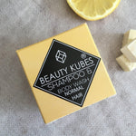 Beauty Kubes Shampoo & Body Wash Plastic Free - Normal Hair