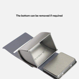 Razor Blade Disposal Tin - Zero Waste Club
