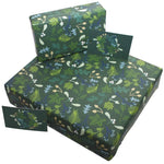 Eco-friendly Recycled Christmas Wrapping Paper - Mistletoe