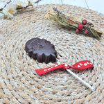 Cocoa Loco Organic Dark Chocolate Santa Lolly - 40g