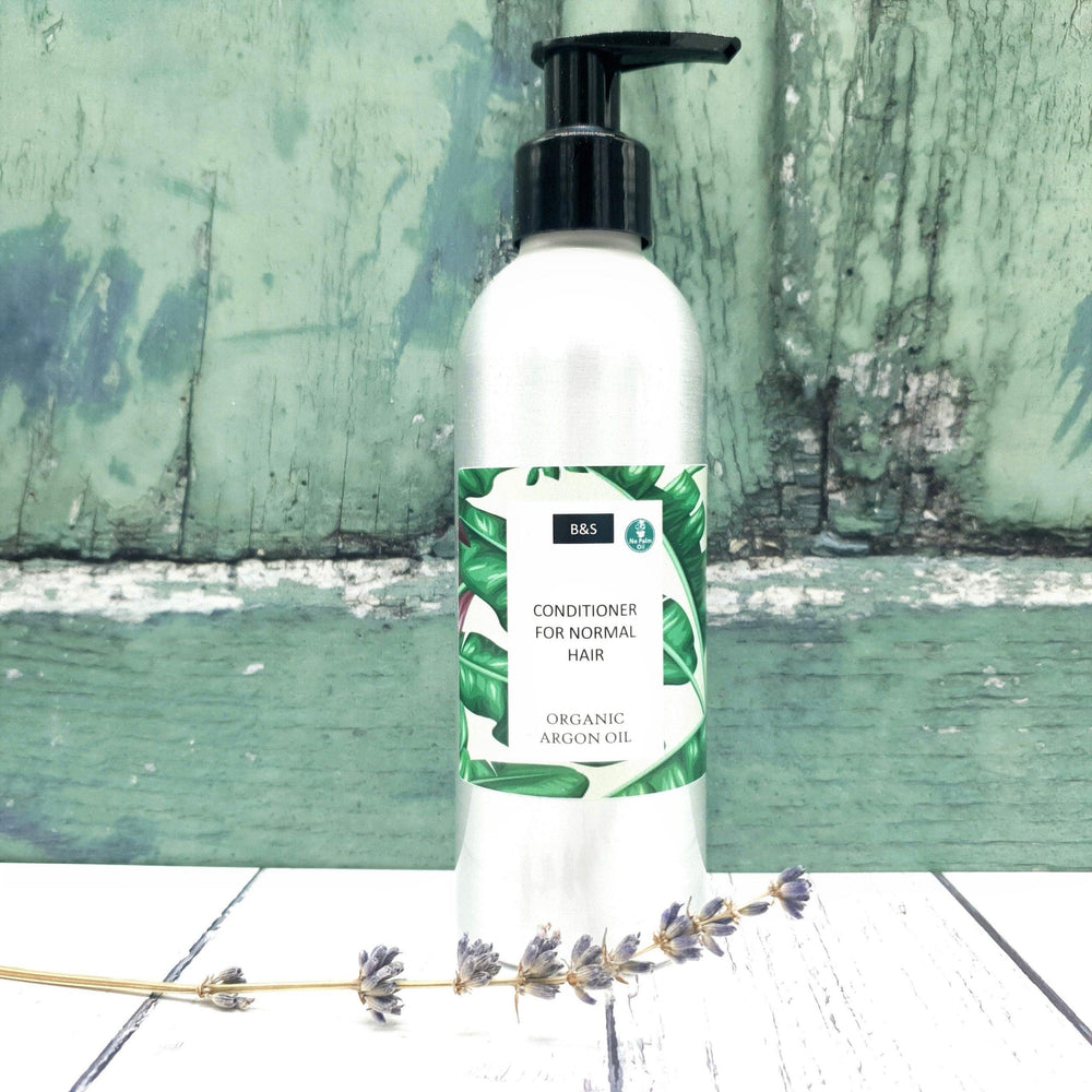 Liquid Hair Conditioner for Normal Hair Aluminium Bottle – Bain & Savon