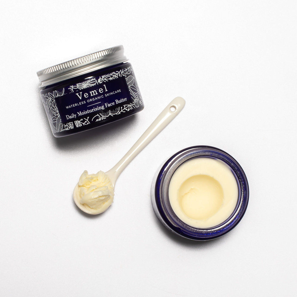 Daily Moisturising Face Butter - Vemel - Vera-Bee Limited