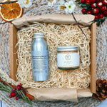 Skincare Gift Set for Dry Skin - Cleanser & Balancing Face Scrub – Wild Sage & Co
