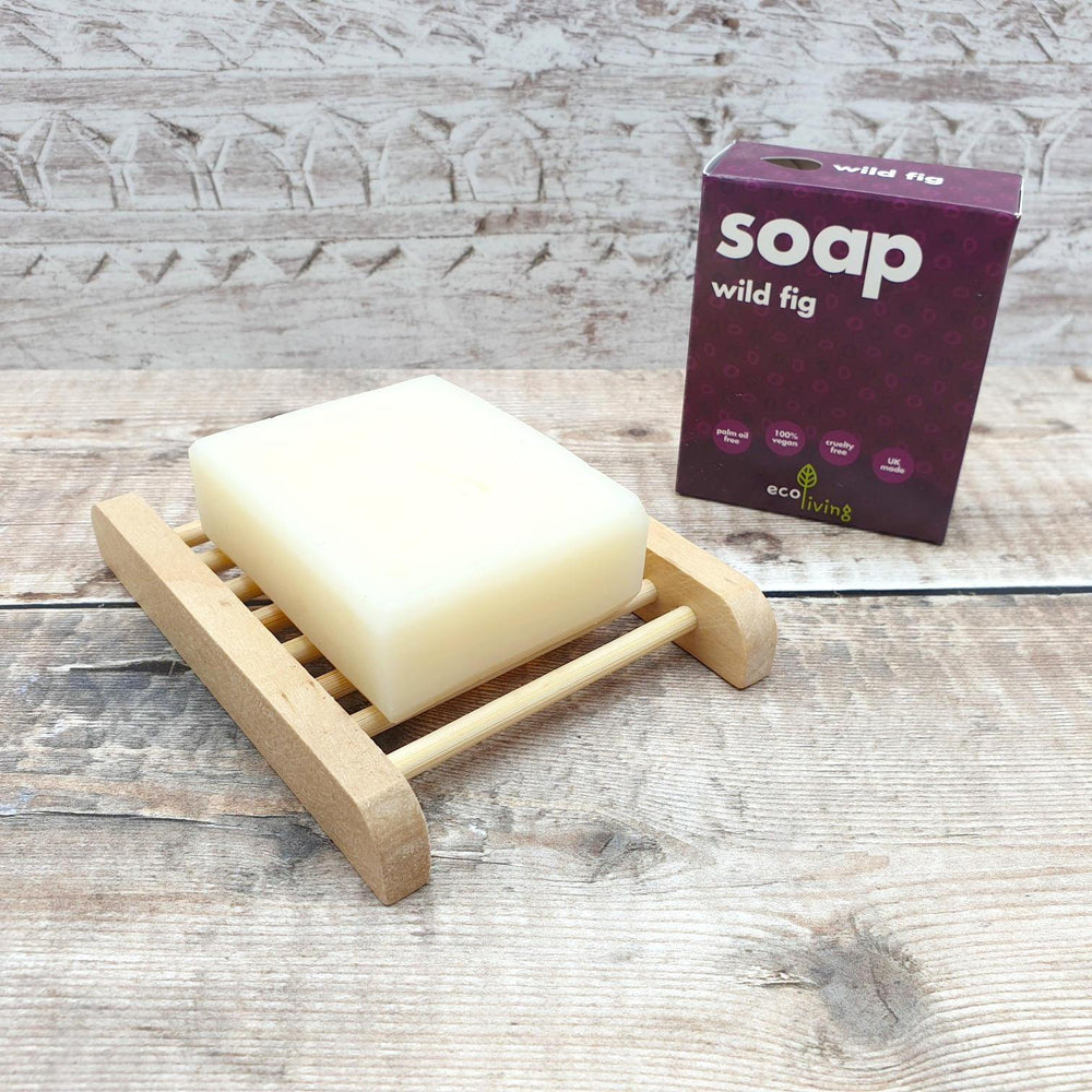 Load image into Gallery viewer, Wild Fig Vegan Plastic Free Soap - ecoLiving