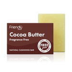 Cocoa Butter Cleansing Bar - Friendly Soap