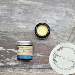 Load image into Gallery viewer, Organic Chamomile Eye & Face Cream – Heavenly Organics
