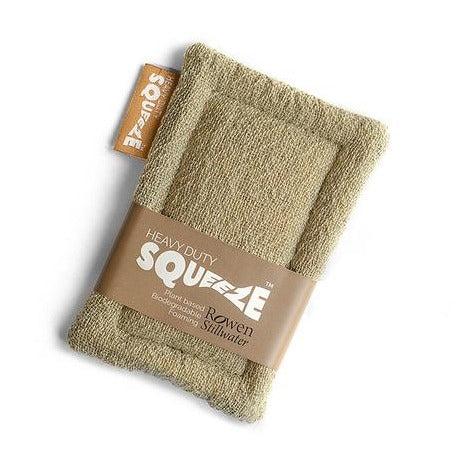 Heavy Duty Squeeze™ Unsponge in Natural – Rowen Stillwater