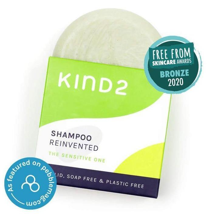 Load image into Gallery viewer, The Sensitive One Shampoo Bar - KIND2