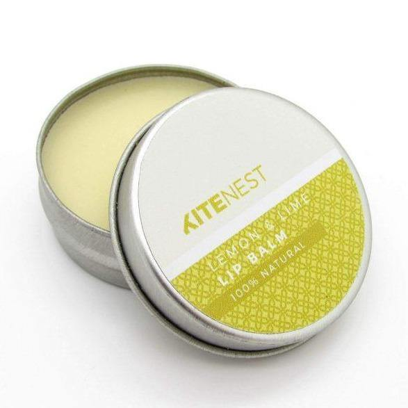 Lip Balm Lemon & Lime - KiteNest