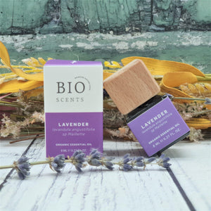 Organic Lavender Essential Oil - Bio Scents - Vera-Bee Limited