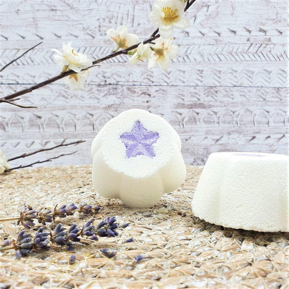 Load image into Gallery viewer, Relax Zing Orange & Lavender Bath Bomb - Little Blue Hen Soap